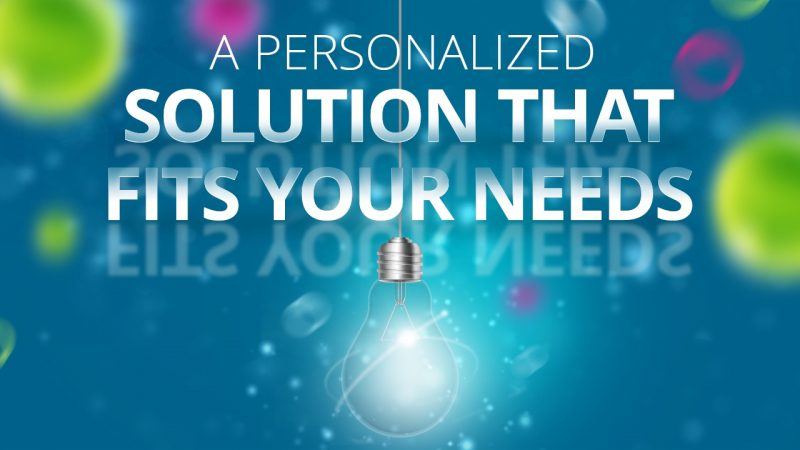 Video Image for A Personalized Solution That Fits Your Needs