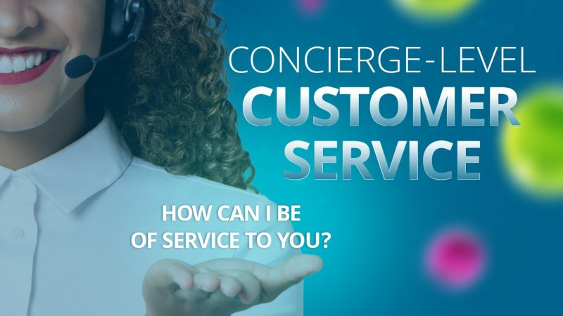 Video Image for Concierge Level Customer Service