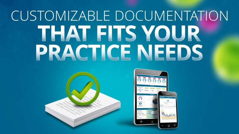 Video Image for Customizable Documentation That Fits Your Practice Needs