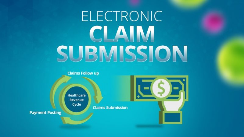 Video Image for Electronic Claim Submission